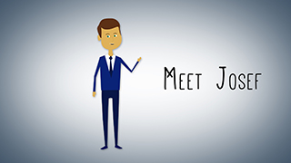 2D Character Explainer Video