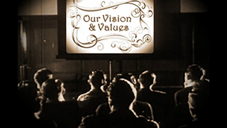 Our Vision & Values